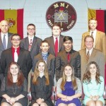 MMI inducts students into honor society