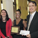 Misericordia honor society receives national award