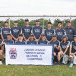 Back Mountain National wins Section 5 Junior Little League Baseball tournament