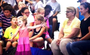 JCC Day Camp sponsors thanked via ballet performance