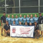 Back Mountain 9-10-year-olds win district baseball, softball titles