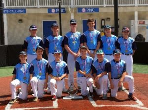 Baseball team with several Back Mountain players wins national tournament