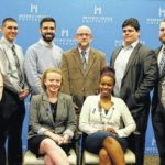 Misericordia University participates in the Government, Law and National Security Program Career Day