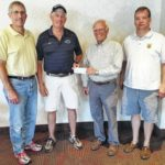 Dallas Lions Club donates to Cleary Foundation