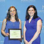 Misericordia student receives chemistry-biochemistry award