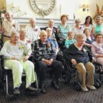 Greenbriar residents celebrate 90 years