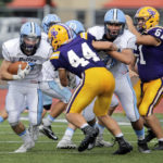 WVC Football: Ricky Morgan shines for Scranton Prep in win over Dallas