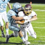 WVC Football: Wyoming Valley West rushing attack rolls over Dallas