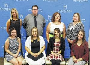 Misericordia University Education majors receive assignments