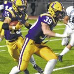 H.S. football: Shavertown resident Ricky Morgan piling up yards, touchdowns for Scranton Prep