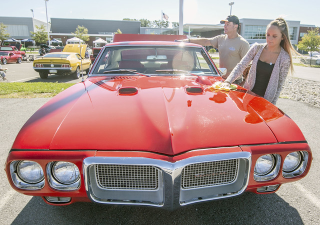 Dallas Post Proud Owners Show Their Classic Cars At Dallas High