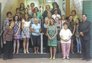 Gate of Heaven Altar and Rosary Society celebrates 60th annual birthday tea Sept. 25 in Dallas