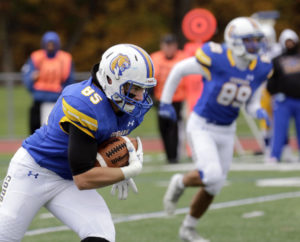 Widener pulls away from Cougars in the second half