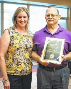 Back Mountain employees honored by Allied Services