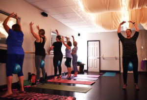 Barre workouts reach into Back Mountain as The Zen Barre Studio opens