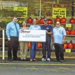 Thomas' Market donates to local causes