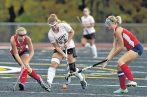 H.S. field hockey: Taylor Alba and Makayla Adams lift Lake-Lehman to WVC field hockey title