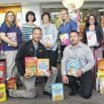 Misericordia staff holds cereal drive