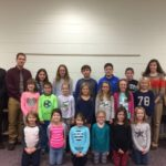 November 'Be Your Best' sttudents at Lehman-Jackson Elementary