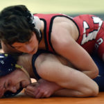 Coughlin's Jake Cole scores Day 1 upset at WVC Wrestling Tournament