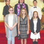 Trinity Presbyterian Church welcomes five new members