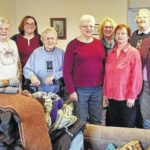 Presbyterian Women share some warmth this winter