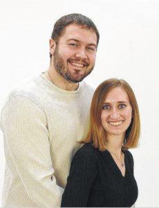 Sarah Bryski and Victor Frederick V engagement