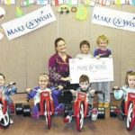 Trinity Learning Center holds Make-A-Wish fundraiser