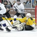Back Mountain ice hockey team looking at brighter future