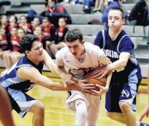 Defense behind improvement by Dallas boys basketball team