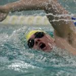 Lake-Lehman girls win poolside as TroHawks slowly find their stride