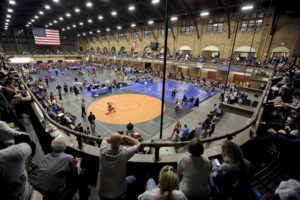 Pittston Area finds its stride at District 2 Class 3A Championships
