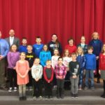Lehman-Jackson Elementary School students honored for honesty