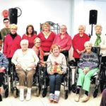 Meadows Auxiliary sponsors holiday party