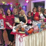 GFWC-West Side donates to Toys for Tots