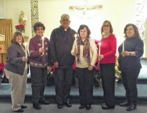 Gate of Heaven Altar & Rosary Society elects officers