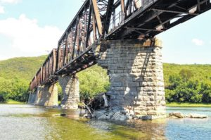 Plans to tear down deteriorating Coxton bridge over Susquehanna approved
