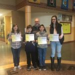 January Students of the Month named at Lake-Lehman Junior/Senior High School