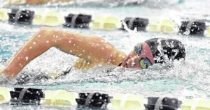 Dallas swimmer Abby Zolner scores in four state events; Baur, Blaum, Wasik all medal