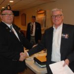 Dallas American Legion members learn about Veterans Court