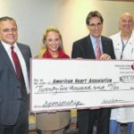 Commonwealth Health supports American Heart Assocation