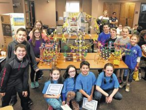 Students compete in STEM competition