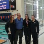 Dallas diver Lexi Spaciano finishes state competition with 7th-place medal