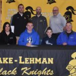 Lake-Lehman's Nick Wnuk will attend Elizabethtown