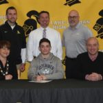 Lake-Lehman's Charles Kuschke to attend Lebanon Valley