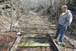 Sale of unused Luzerne County rail for scrap postponed