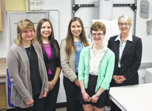 Medical imaging students place in competition