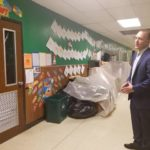 Superintendent: Remediation of mold in Dallas Elementary School classroom complete, district waiting on air quality testing