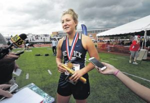 WVC athletes rise to the occasion at PIAA track & field