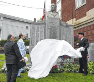 Sugar Notch rededicates FDR Memorial